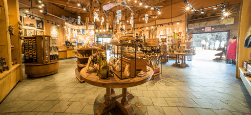 Shop at Nature's Kingdom at Busch Gardens Tampa Bay