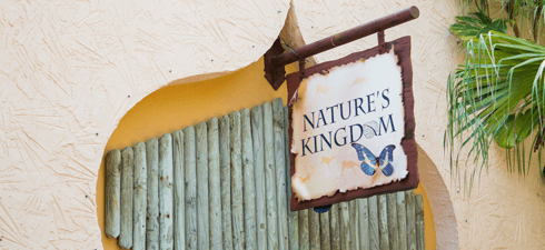 Nature's Kingdom at Busch Gardens Tampa Bay