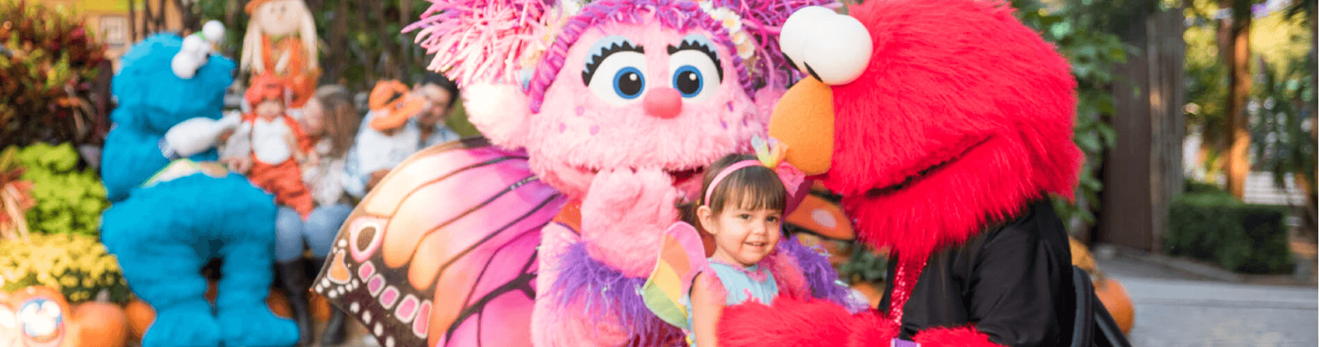 Sesame Street Safari of Fun kids weekends press kit