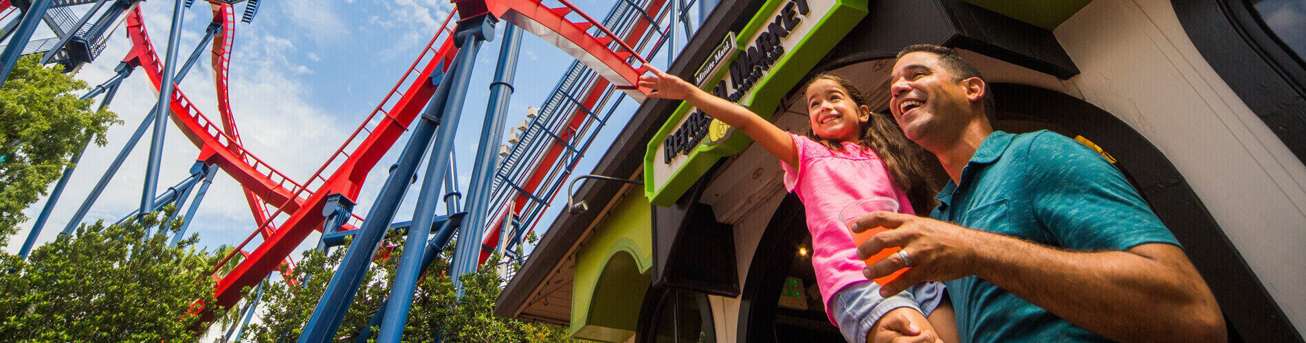 Make your day at Busch Gardens Tampa Bay a breeze with parking, stroller rentals, wheelchair rentals and more