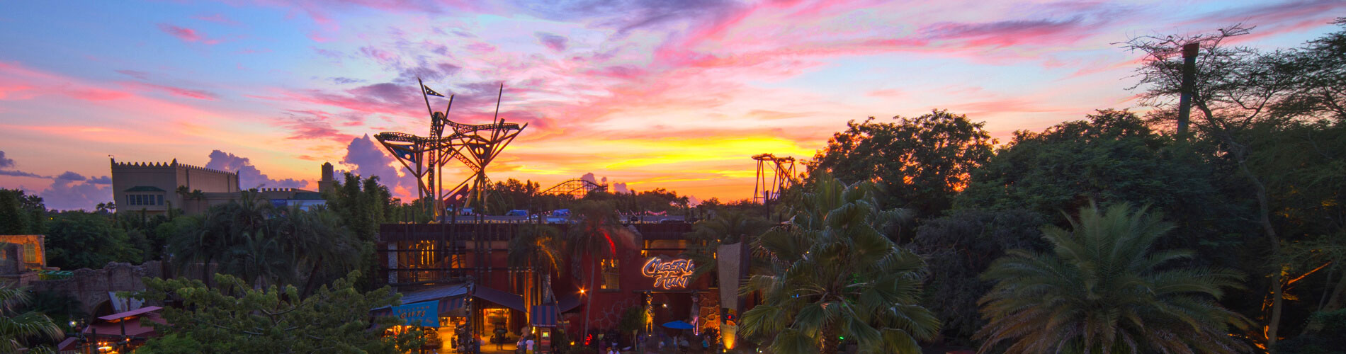 Group Events at Busch Gardens Tampa Bay