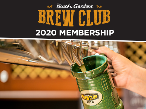 2020 Brew Club Membership