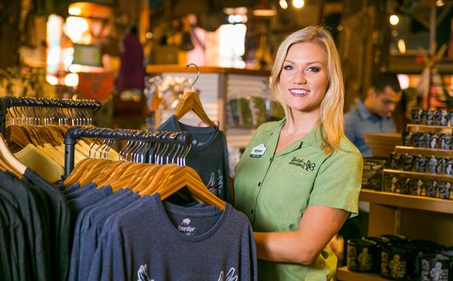 Busch Gardens Employee