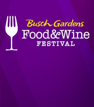 Busch Gardens Tampa Bay Events