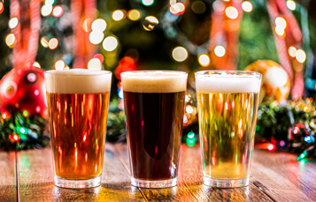 Holiday Brews and Craft Beers