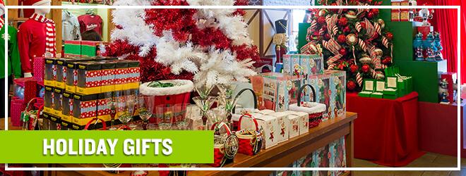 Enjoy Christmas shopping during Busch Gardens Christmas Town