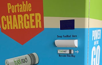 FuelRod portable charger now available at Busch Gardens