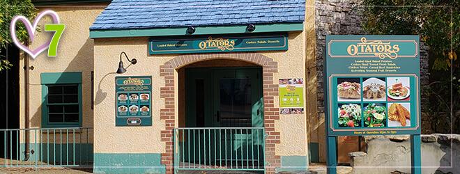 Enjoy a hearty meal at O' Tators restaurant in Ireland