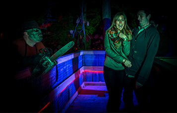 Fright By Night: haunted houses and more at Busch Gardens Howl-O-Scream