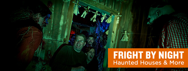 Fright by Night - Haunted Houses & More at Busch Gardens Williamsburg
