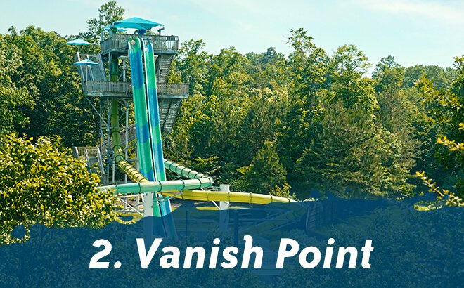 Top 5 Thrill Rides at Water Country USA: #2 Vanish Point