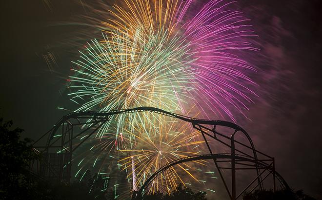 Light Up Your Summer at Busch Gardens Williamsburg