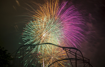 Light Up Your Summer at Busch Gardens Williamsburg