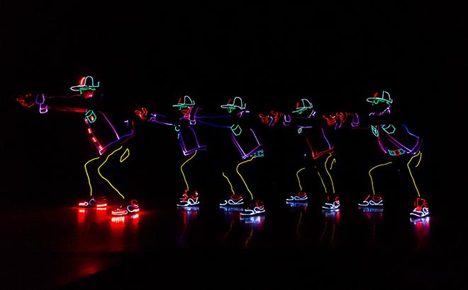 Light Balance at Busch Gardens Williamsburg June 28 - July 7