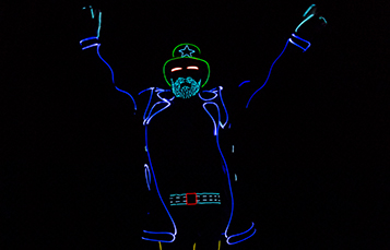 Light Balance at Busch Gardens Williamsburg June 28 - July 7