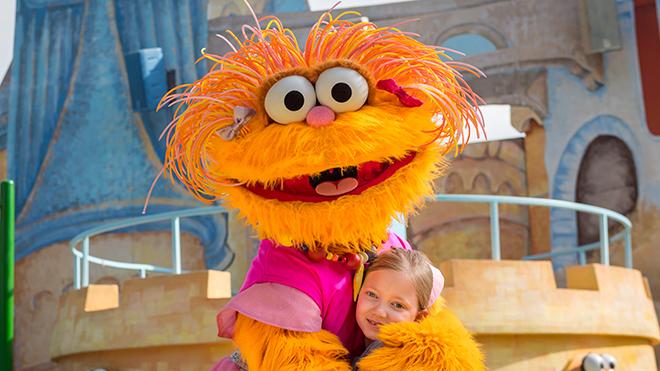 Sesame Street Forest of Fun - celebrating 10 magical years at Busch&nbspGardens&nbspWilliamsburg