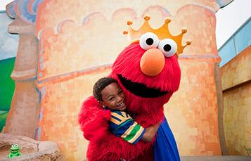 Busch Gardens Williamsburg Sesame Street Kids Weekends