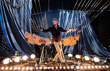 Summer Nights Live: William Close & the Earth Harp Collective