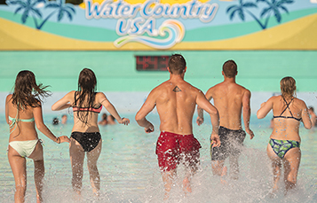 Enjoy your day at Water Country USA