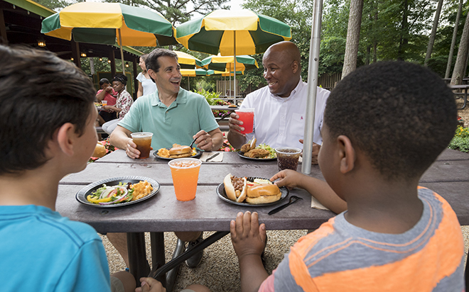Have an unforgettable Father's Day at Busch Gardens Williamsburg