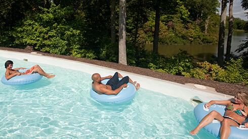 Find important accessibility information about our water park