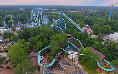 Virginia summer camps at Busch Gardens for ages 10 - 11
