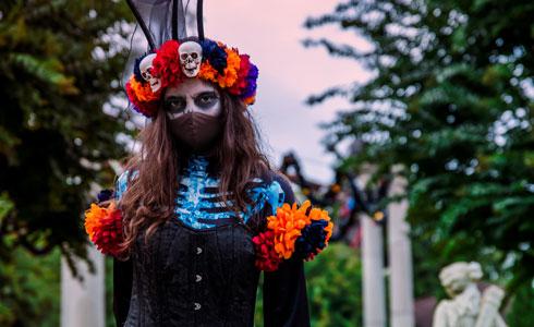 Ghoul at Busch Gardens Williamsburg