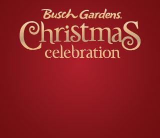Busch Gardens Christmas Celebration