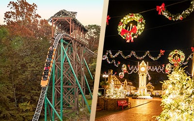 Special Events and Seasonal Celebrations | Busch Gardens Williamsburg