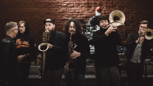 Audacity Band