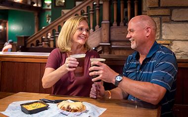 Grogan's Pub in Ireland at Busch Gardens Williamsburg