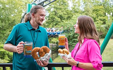 Enjoy delicious German fare at Bier Fest!