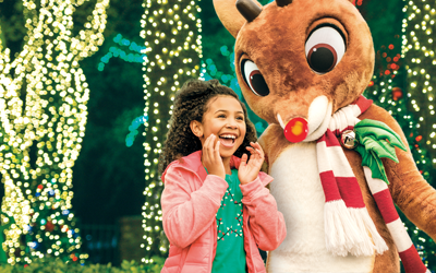 Rudolph the Red-Nosed Reindeer Photos