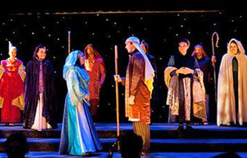 Gloria - Nativity Scene