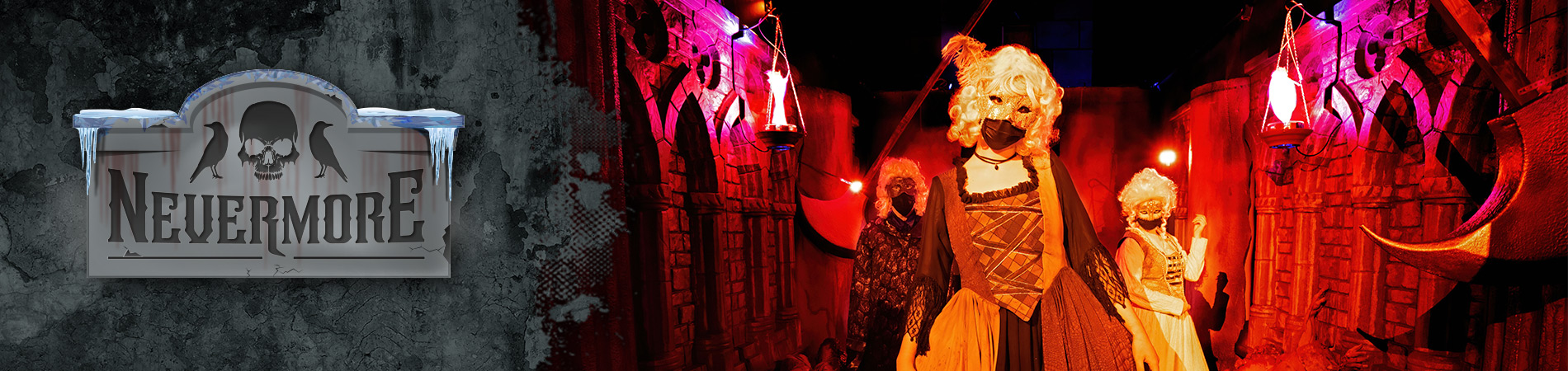 Nevermore Haunted House
