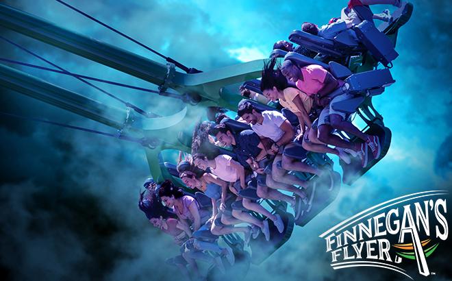 New Screamin' Swing Finngan's Flyer
