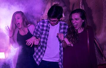 Howl-O-Scream Halloween event at Busch Gardens Williamsburg, VA