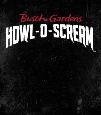 Howl-O-Scream Busch Gardens