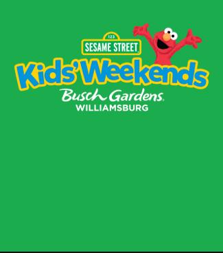 Sesame Street® Kids' Weekends