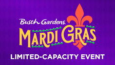 Mardi Gras Limited-Capacity Event
