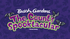 The Count's Spooktacular Kid's Halloween Event