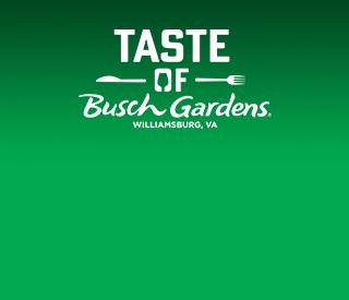 Taste of Busch Gardens Event