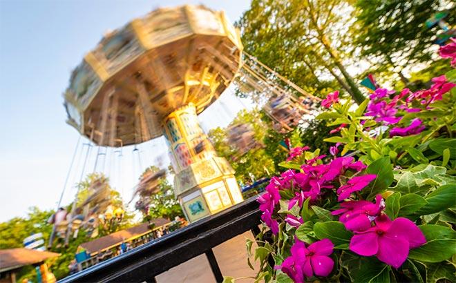 Experience Der Wirblewind at Busch Gardens Williamsburg