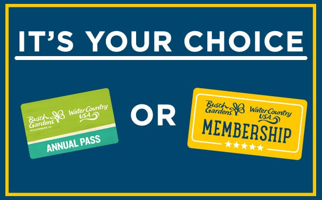 Compare your Annual Pass to the new Membership program.