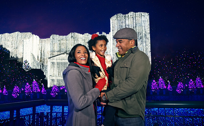 Christmas shines brightest at Busch Gardens Williamsburg