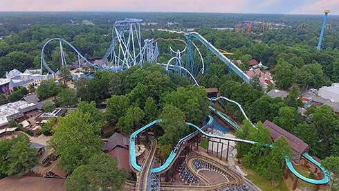 Visit the World's Most Beautiful Theme Park in Williamsburg, VA