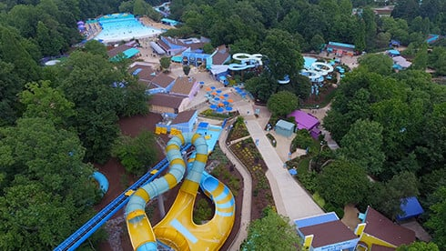 Visit Virginia's largest water park in Williamsburg, VA