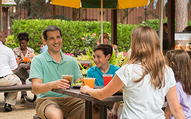 Book your next group event at Busch Gardens or Water Country USA