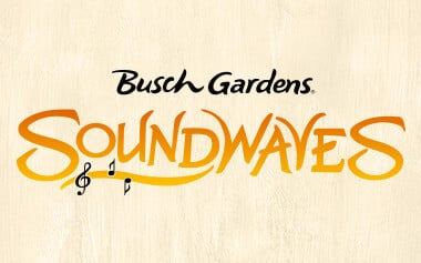 Showcase your group's music at Busch Gardens' Soundwaves