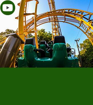 Busch Gardens Williamsburg YouTube Callout